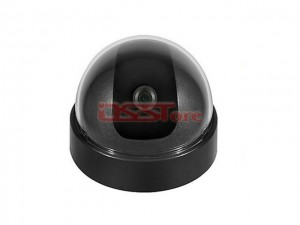 1/3 Sharp And Sony 760H 650TVL IR Dome Camera 3.6mm Lens