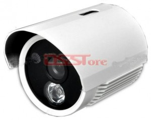 1/3 Sony 420TVL And 700TVL Color CCD Waterproof Camera 16mm Lens 1pcs Array LED 60Meter IR Distance