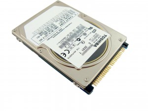 "Toshiba 2.5"" 10GB 4200rpm Laptop PATA IDE HDD Hard Disk 44pin Notebook Drive"
