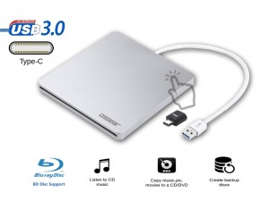 USB External Slot in Drive