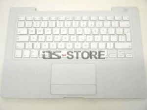 "Keyboard with Top Case frame replacement for Apple MacBook 13"" 13.3"" A1181 A1185 MB157 MB158 MB402 MB403 MB404 MC240 Multi Language White Black"