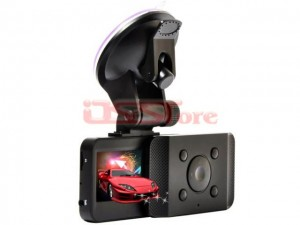 2.0TFT-LCD Screen HD 720P Ambarella Car DVR Video Recorder Car Camcorder 120 Degree Angle H.264 HDMI