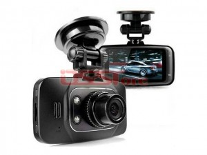 2.7 Inch Screen FULL HD 1080P Ambarella Car Camera Recorder Night Vision 120 Dergree Wide Angel With Motion Detection