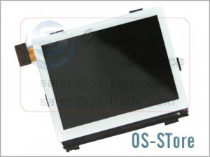 """2.44"""" LCD Display Screen Panel LCD-23269-001/111 Replacement for BlackBerry Bold 9700 White"""