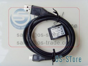 Blackberry 8100 8300 8800 9000 Micro USB Sync Cord Data Cable