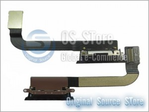 Charger Dock Flex Cable Replacement for apple The New IPad 3