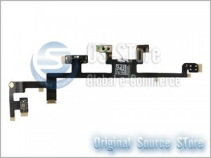 Power On Off Flex Cable Replacement for apple The New IPad 3