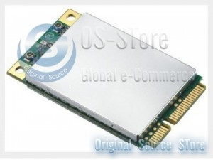 ZTE AD3812 Mini PCIe PCI-express 3G HSPA WWAN WLAN Wireless WIFI Card Module GSM WCDMA