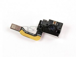 Front Face Facing Camera Lens Module Ribbon Flex Cable Replacement for apple iPad 4 4th