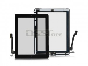 "9.7"" LCD Touch Digitizer Glass Screen Panel Replacement for apple iPad 4 4G 4th gen Replacement"