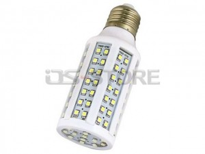 E27 6W 114x3528 SMD White / Warm Light LED Corn Bulb LED Light 110V-240V