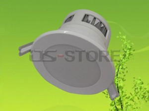 3W 5W LED Energy Saving Spot Light White / Warm Light 2700-70000K 300-500LM AC85-265V