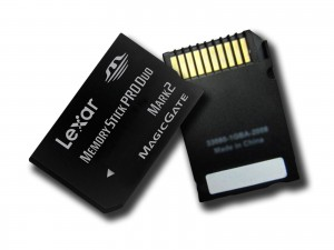 128MB MS Pro Card
