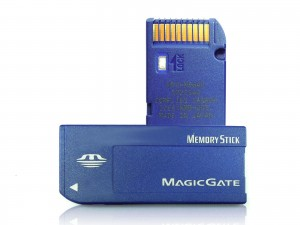 512MB MS Pro Card