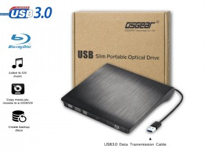 USB3.0 EXternal Blu-Ray Reader