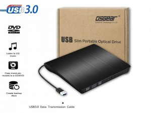 USB3.0 External Burner DVDRW