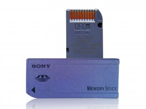 256MB MS Pro Card