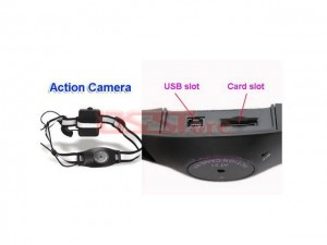 Mini Helmet Camera Sport Outdoor Camcorder DVR DV Sport Action Camera Cam-Video And Sound