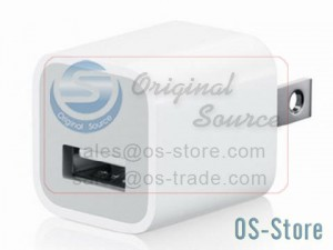 USB Wall Charger US Power Adapter for apple iPhone 2G 3G 3GS 4G iPod touch1 2 3 4 classic nano video