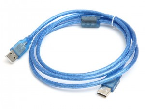 USB 2.0 male to male cable