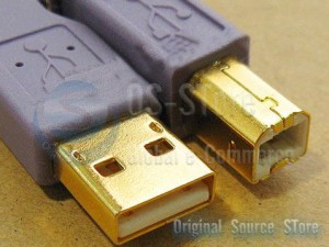 1.5 2 5 10m Male to Male USB 2.0 Printer Cable  Length arbitrary choice