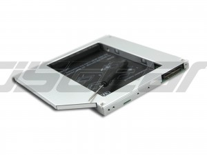 "2nd Caddy 9.5mm IDE BOX for Apple MacBook Pro 13"" 15"" 2006 2007 2008 SATA HDD SSD to CD DVD RW BD Blu Ray ROM PATA ODD ATAPI Bay Tray Adapter Laptop"