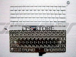 "Keyboard replacement for Apple MacBook 13"" 13.3"" A1181 A1185 MB065 MB881 MB157 MB158 Multi Language White Black"
