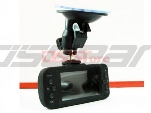Dual Lens 2.7 Inch LCD Screen Full HD 1080P Car DVR Recorder 230 Degree Angle IR Night Vision HDMI