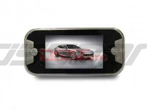 Dual Lens 2.7 Inch LCD Screen Full HD 1080P Car DVR Recorder 230 Degree Angle  5.0MP H.264  G-Sensor Night VasionI