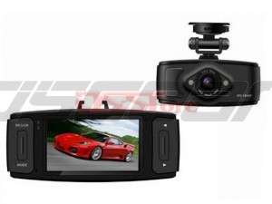 2.7Inch Screen 1080P Car Video Recorder With 5.0MP 120 Degrees G-Sensor HDMI Video Out
