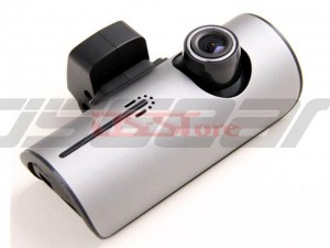 2.7 Inch Screen 140 Degree Car DVR Car Camera Recorder With Motion Detection 30FPS