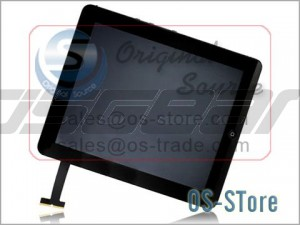 "9.7"" Full LCD Display Screen+Touch Digitizer Glass Panel Replacement for apple IPad 1st Wifi"