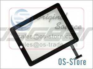 "9.7"" Touch Digitizer Glass Screen Panel 821-0757-A Replacement for apple IPad 1st Wifi"