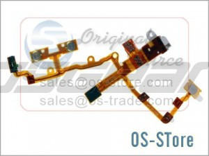 Headphone Audio Jack Flex Cable Assembly Replacement for apple iPhone 3GS 821-0732-A