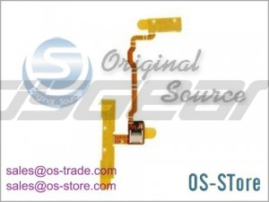 Volume Power Button Flex Cable Replacement for apple iPod Touch 2nd