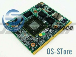nVidia Quadro FX 1800M N10P-GLM3 DDR5 1GB MXM A 3.0 VGA Video BD Card Module
