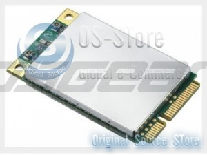 ZTE MC2716 Mini PCIe PCI-express 3G HSPA WWAN WLAN Wireless WIFI Card Module CDMA