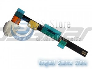 Headphone Audio Jack Flex Ribbon Cable Replacement for apple iPad Mini