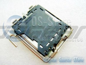Foxconn Socket T LGA775 CPU Base BGA Connector Holder for Intel Desktop Processor Celeron-D Pentium-D P4 Core2 Duo Quad