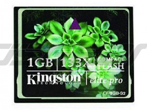 Kingston 1GB 2GB 4GB 8GB 16GB 32GB 20MB/s 133X Compact Flash CF Memory Card SLR Shoot Digital Camera Mobile