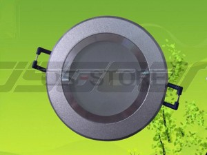 3W 5W LED Spot Light White /Warm Light 2700-70000K 300-500LM AC85-265V