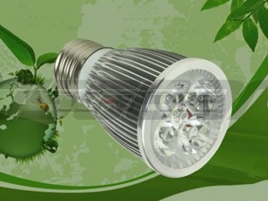 GU10 E27 5W 5X1w LED Spot Lamp White / Warm Light 2700-70000K 500LM AC85-265V