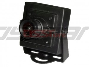 Super Low Illumination Starlight Mini Pinhole Camera 600TVL 3.7mm Pinhole Lens