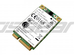 Qualcomm Gobi1000 3G WWAN Wireless WIFI WLAN Card Mini PCIe BroadBand HSPA GPS
