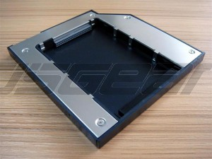 "2.5"" 9.5mm 2nd BOX Caddy Bay IDE PATA HDD Case Tray to ATAPI BD DVD CD RW Drive ODD Blu Ray to Hard Disk Drive Laptop"